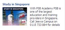 Study in Singapore Jeewa