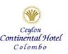 Ceylon Continental Hotel Sri Lanka
