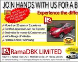 Experience thedifference! Rama DBK
