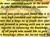 The Buddbism Sri Daladamaligawa